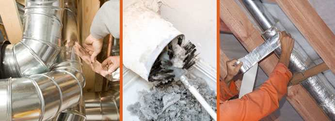 Duct Repair Petersville