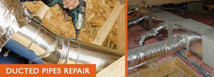 Ducted Pipes Repair