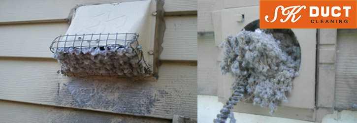 Dryer Duct Repair