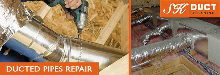 Ducted Pipes Repair